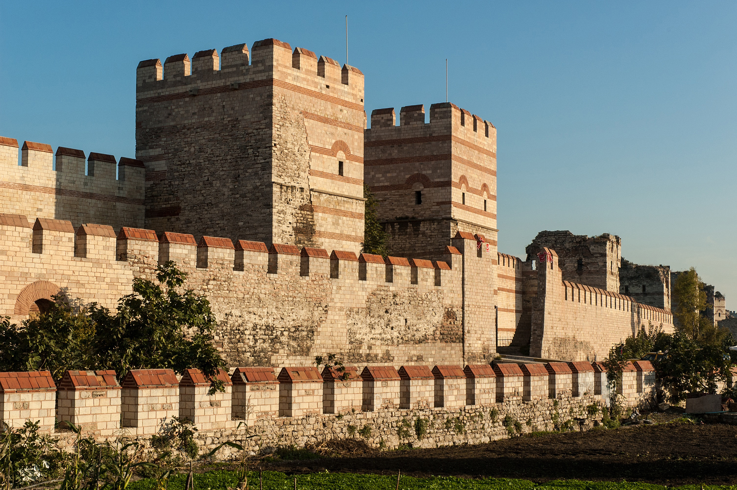 Walls of Istanbul